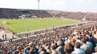 «Металлург» — футбольный стадион в Самаре. Открытие стадион состоялось 10 августа 1957 года. Первые трибуны стадиона были земляными и вмещали около 8000 зрителей. Землю возили с площадки строительства металлургического комбината. […]