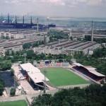 Стадион Ильичёвец (Мариуполь)