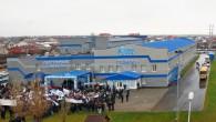 Спортивно-оздоровительный комплекс «Гелиос» в селе Павловка Оренбургской области, построенный в рамках программы «Газпром — детям», был открыт 26 ноября 2010 года. Строительство обошлось в 238 миллионов рублей. «Гелиос» представляет из […]