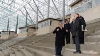 На прошлой неделе президент Азербайджана принял решение лично ознакомиться с ходом реконструкции и капитального ремонта, проводящихся на республиканском стадионе им. Бахрамова. Главе государства рассказали о выполняемых на площадке строительных работах. […]