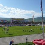 Национальный стадион Монголии