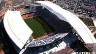 Стадион «Сувон» — это многоцелевое спортивное сооружение в одноимённом южнокорейском городе, построенное специально для чемпионата мира по футболу 2002 года. Строительство стадиона обошлось в 217 миллионов долларов. Официальная вместимость арены […]