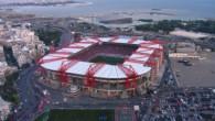 «Караискакис» — 4-х звёздочный стадион по классификации УЕФА. Расположен в греческом городе Пирей. На стадионе свои матчи проводят женская и мужская сборные Греции по футболу, а также футбольный клуб «Олимпиакос». […]