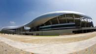 «Хвасон» — это суперсовременный многофункциональный спортивный комплекс в одноименном южнокорейском городе, расположенном в провинции Кёнгидо. «Hwaseong Stadium» окружён горами, создающими для него естественный фон. Именно окружающий пейзаж вдохновил архитекторов из […]