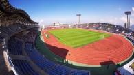 «Маругаме» (полное название Kagawa Marugame Stadium) — это многофункциональный стадион в одноименном японском городе Маругаме. Был открыт в 1997 году. Затраты на строительство арены составили 8,6 миллиардов йен. Стадион является […]